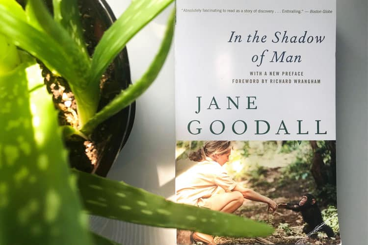 jane goodall endangered animals