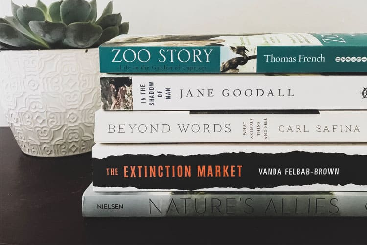 Fall 2019 Reading List: 6 Powerful Books on Protecting Endangered Species