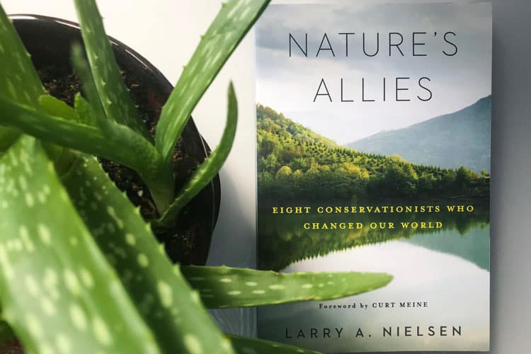 nature conservation books