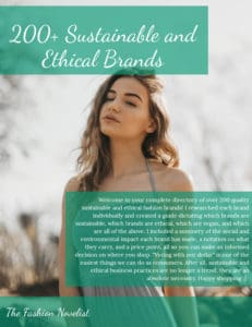 made trade ethical brands