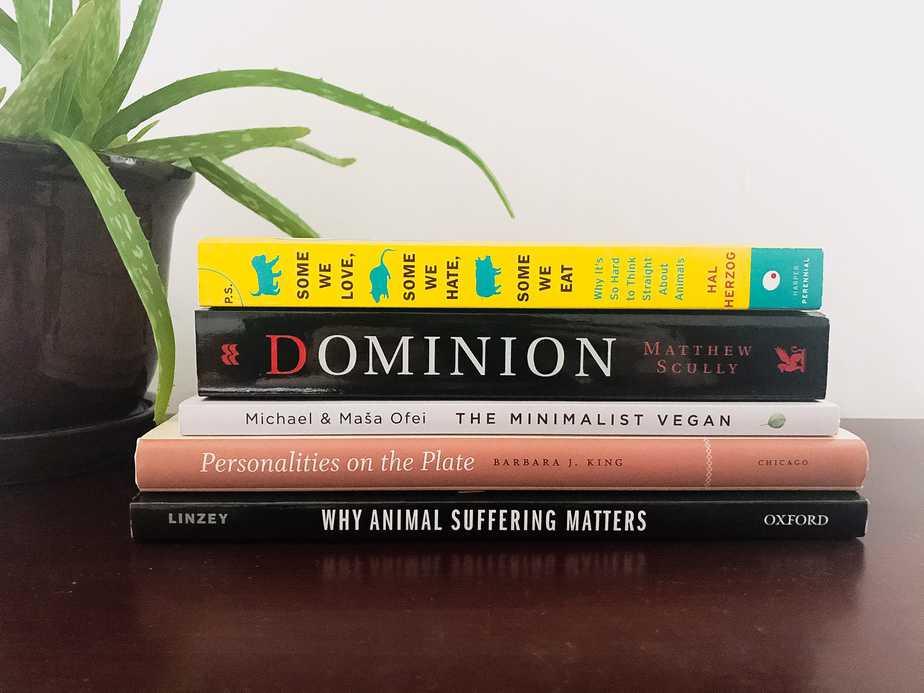 Winter 2020 Reading List: 5 Books That Will Inspire You to go Vegan